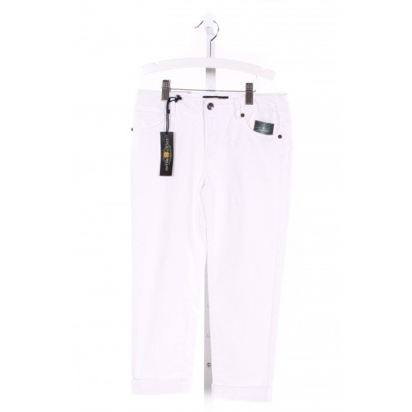 LUCKY BRAND  WHITE    PANTS