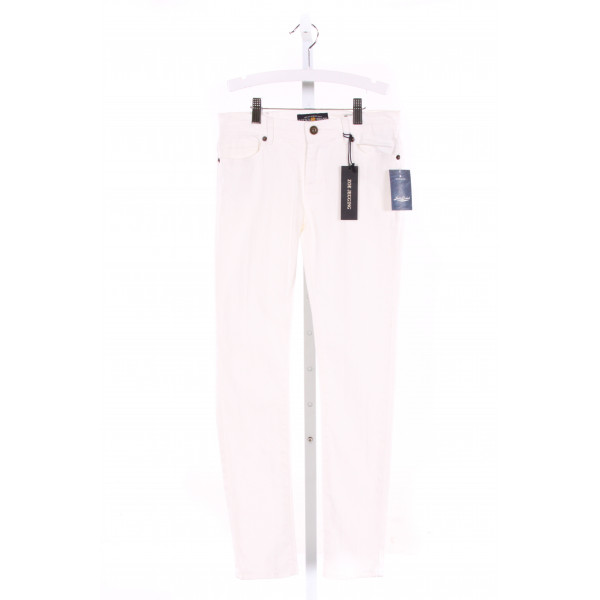 LUCKY BRAND  OFF-WHITE    PANTS