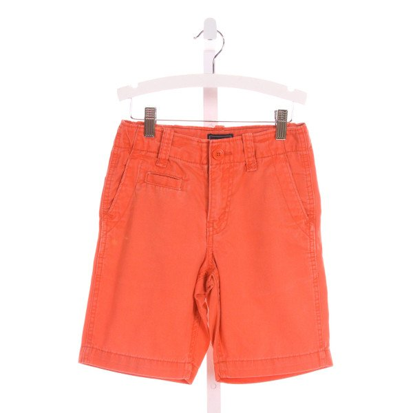 GAP  ORANGE    SHORTS