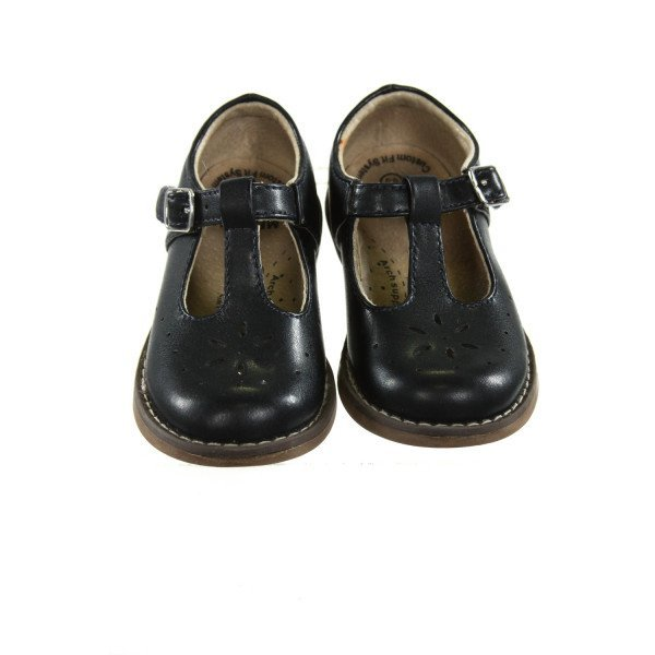 FOOTMATES NAVY BLUE SHOES *SIZE TODDLER 6.5, VGU - SOME TINY SPOTS OF DISCOLORATION