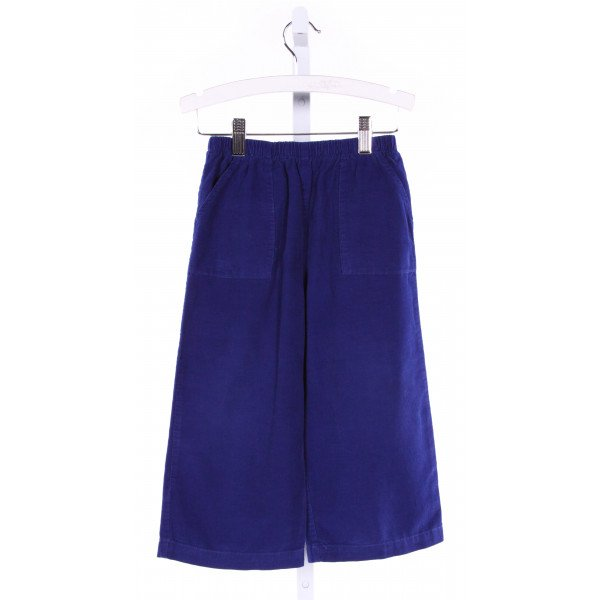 PETIT FRERE  ROYAL BLUE CORDUROY   PANTS