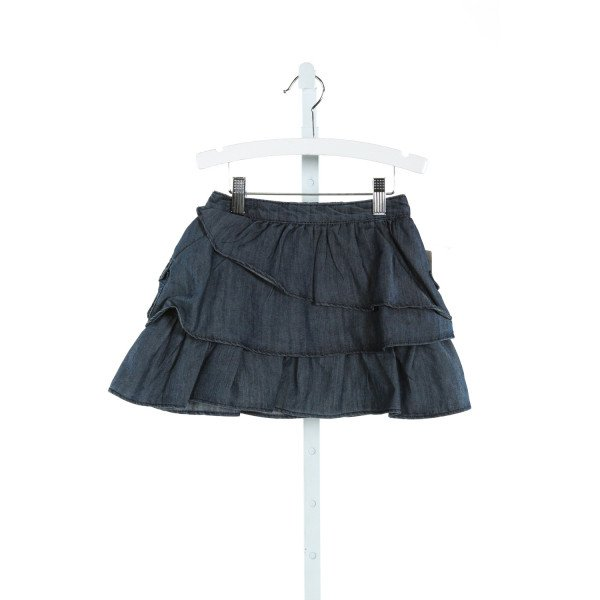 DKNY  BLUE    SKORT WITH RUFFLE