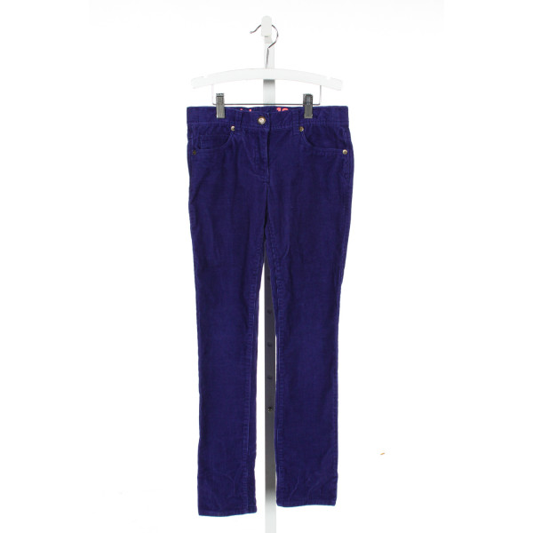 CREWCUTS  BLUE CORDUROY   PANTS
