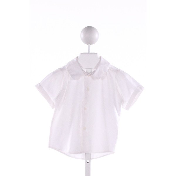 IMP  WHITE    CLOTH SS SHIRT