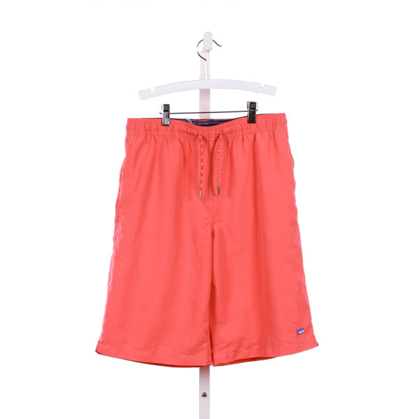 SOUTHERN TIDE NEON SALMON SWIM SHORTS *SIZE XL RUNS LIKE A SIZE 16