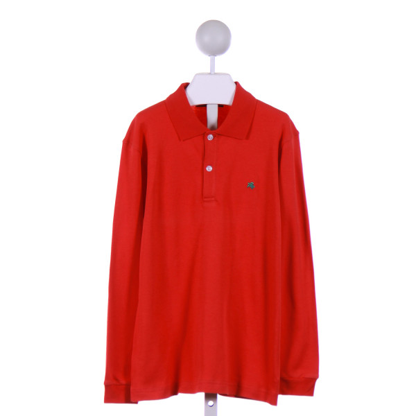 J. BAILEY  CORAL    KNIT LS SHIRT