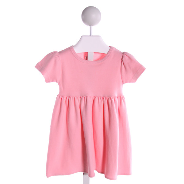 MONAG  PINK    KNIT DRESS