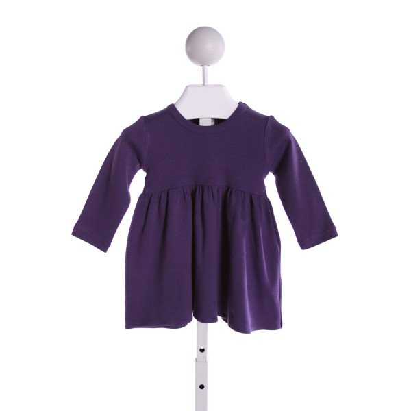 MONAG  PURPLE    KNIT DRESS