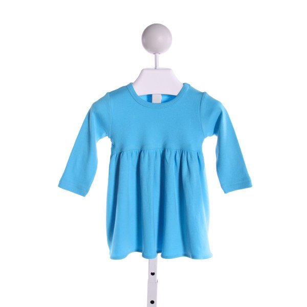 MONAG  LT BLUE    KNIT DRESS