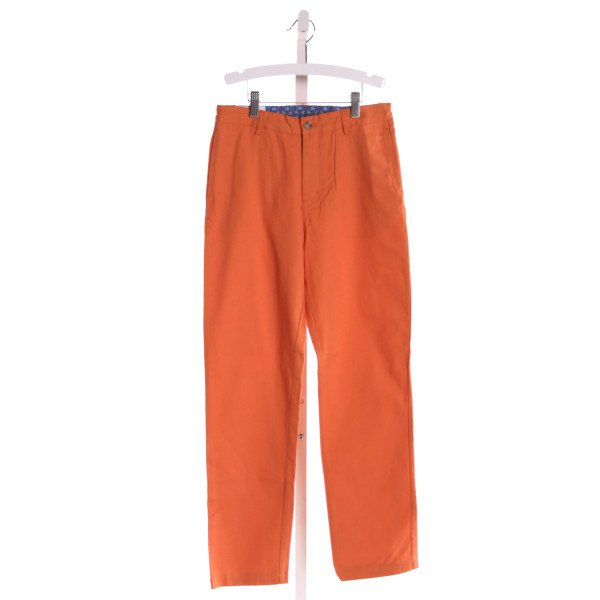 J. BAILEY  ORANGE    PANTS