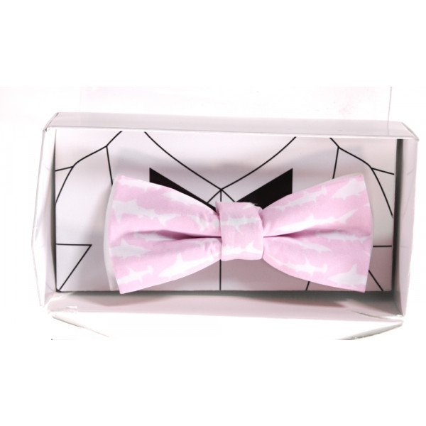 BROBOW  LT PINK   PRINTED DESIGN ACCESSORIES - BELT/TIES