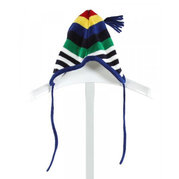 HANNA ANDERSSON  MULTI-COLOR  STRIPED  ACCESSORIES - HEADWEAR