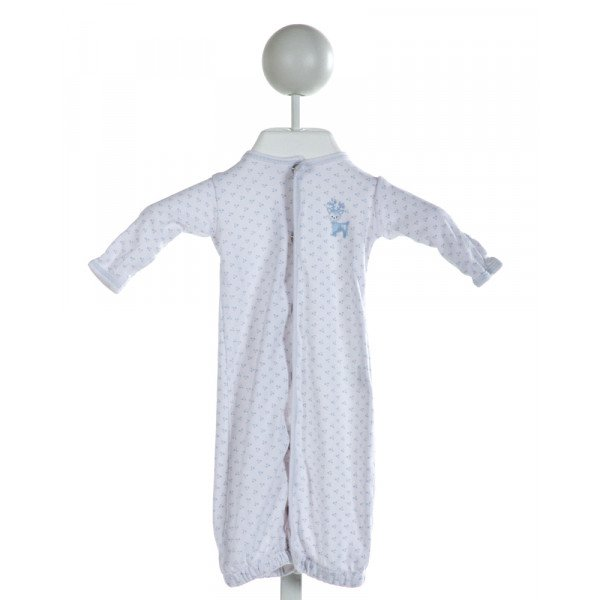 MAGNOLIA BABY  WHITE  POLKA DOT EMBROIDERED LAYETTE