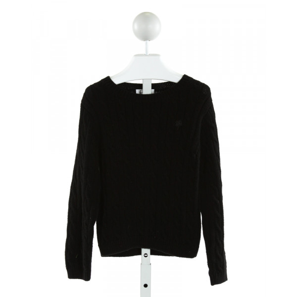 LILLY PULITZER  BLACK    SWEATER