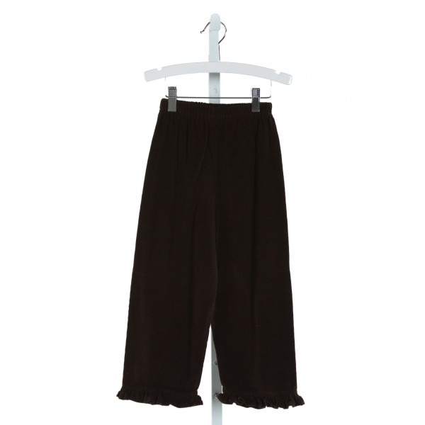 JIGJOG KIDS  BROWN CORDUROY   PANTS