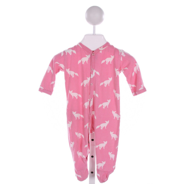 KATE QUINN  PINK   PRINTED DESIGN LAYETTE