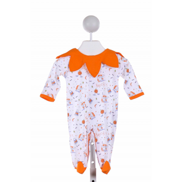 KISSY KISSY  ORANGE   PRINTED DESIGN LAYETTE