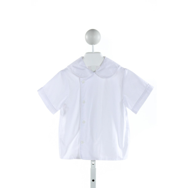 DAISIES & DOODLEBUGS  WHITE    CLOTH SS SHIRT
