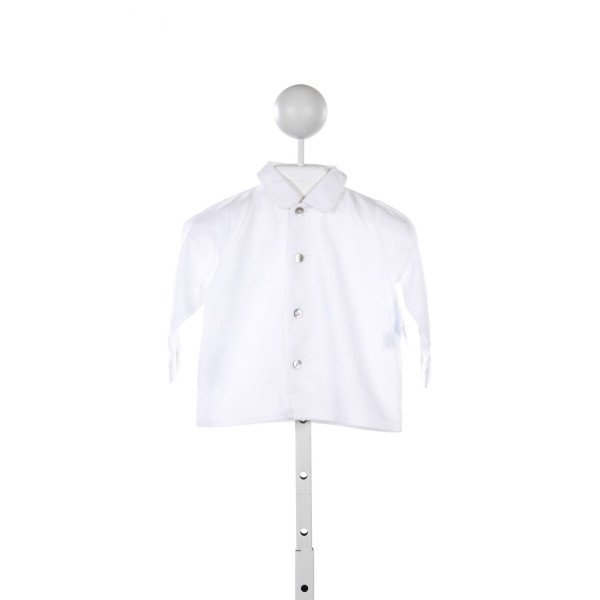 ELEPHANTITO WHITE OXFORD TOP