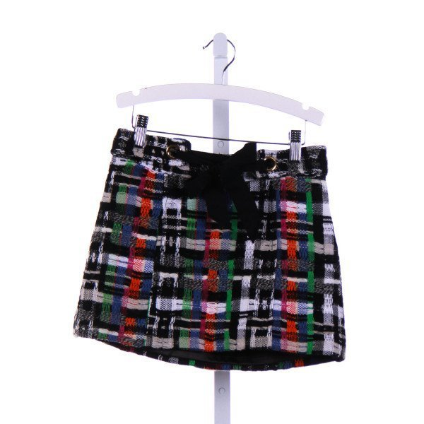 MILLY  BLACK    SKIRT