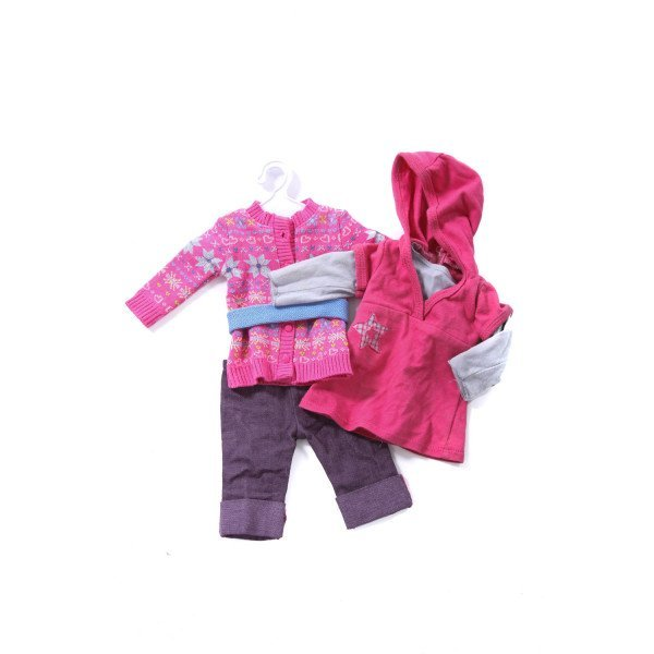 AMERICAN GIRL TUNIC TOP AND SWEATER OUTFIT