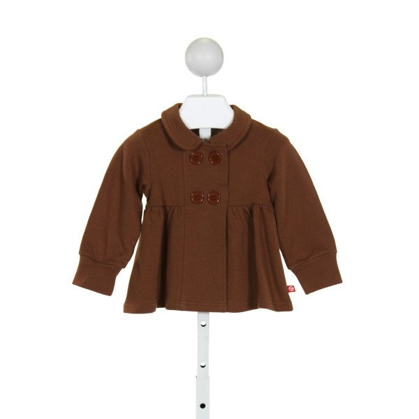 ZUTANO  BROWN    OUTERWEAR