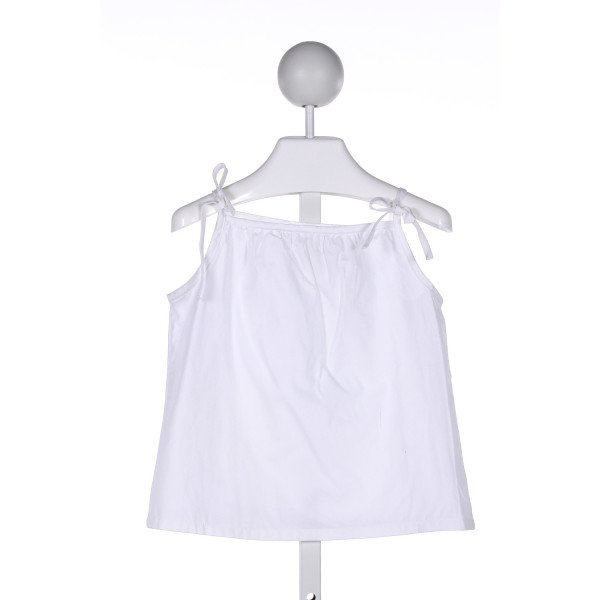 MAX & DORA  WHITE    CLOTH SS SHIRT (A)