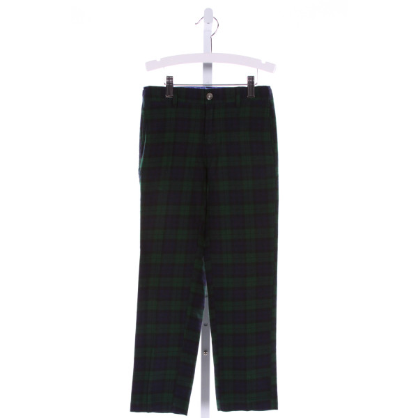 J. BAILEY  MULTI-COLOR  PLAID  PANTS