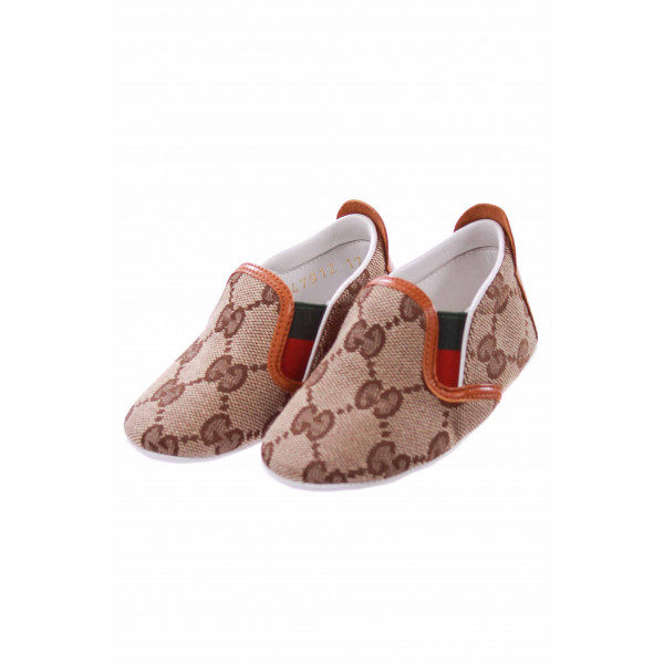 GUCCI NEWBORN SHOES