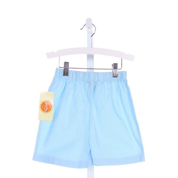 SOUTHERN SUNSHINE KIDS  LT BLUE    SHORTS