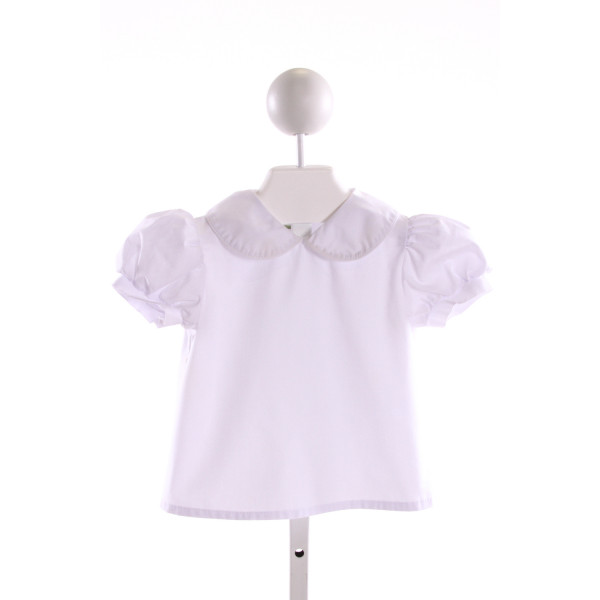 STELLYBELLY  WHITE    CLOTH SS SHIRT