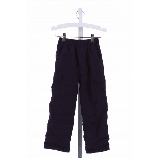 WES AND WILLY  NAVY    PANTS