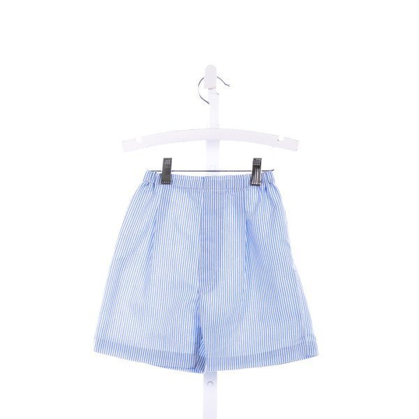 IMP  LT BLUE SEERSUCKER   SHORTS