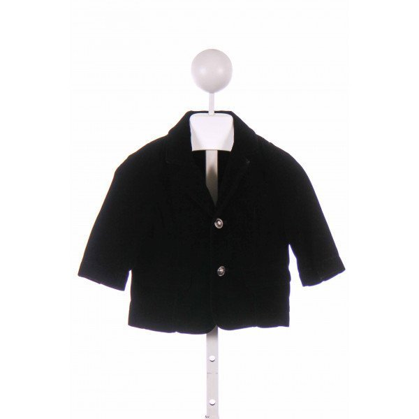 ANDY & EVAN  BLACK VELVET   BLAZER
