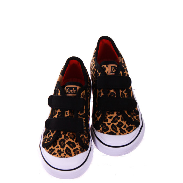 KEDS LEOPARD PRINT SNEAKER *SIZE 9.5 *NWT
