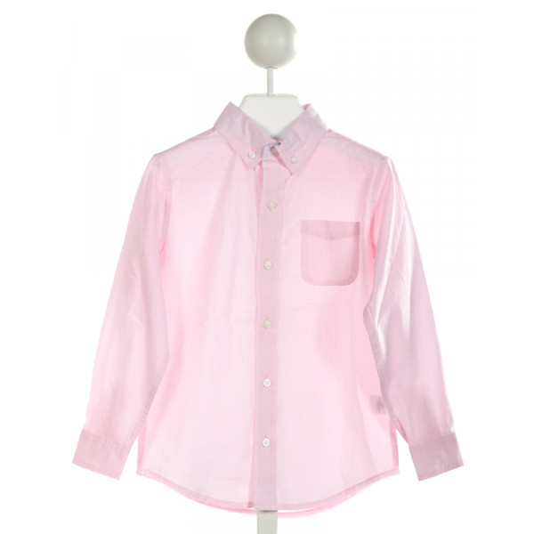 JANIE AND JACK  LT PINK    CLOTH LS SHIRT