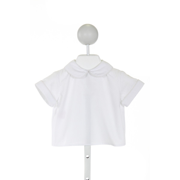 CHOCOLATE SOUP  OFF-WHITE    CLOTH SS SHIRT