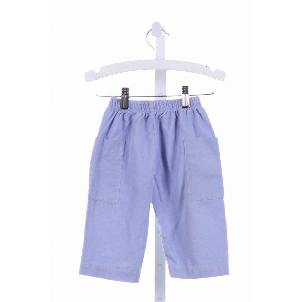 BELLA BLISS  LT BLUE CORDUROY   PANTS