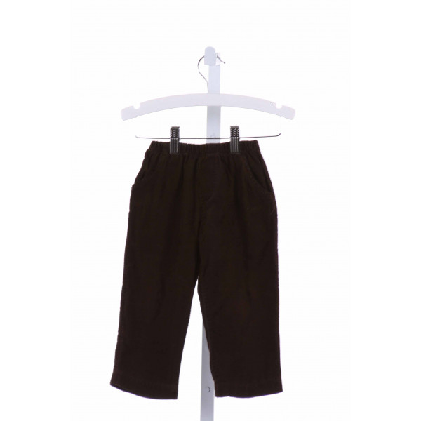 BAILEY BOYS  BROWN CORDUROY   PANTS