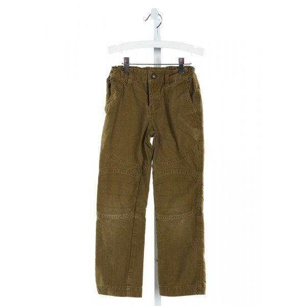 TEA  BROWN    PANTS