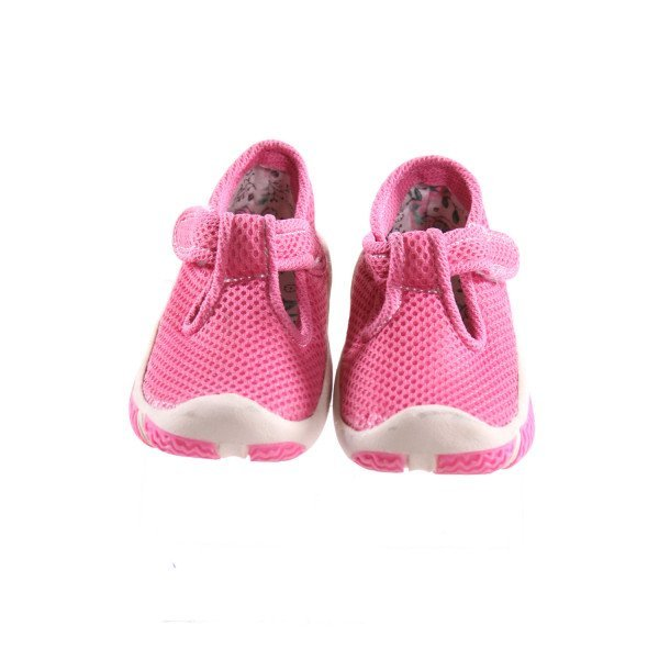 MORGAN & MILO PINK SHOES *SIZE 5.5 , VGU - MINOR DISCOLORATION