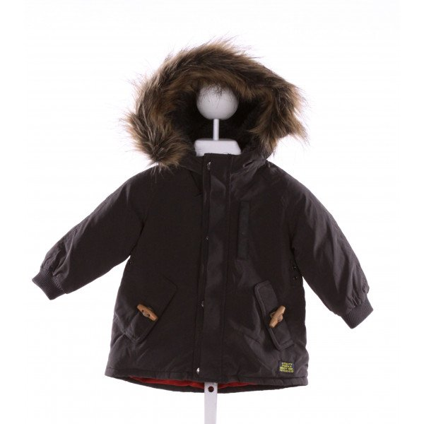 ZARA  BROWN    OUTERWEAR