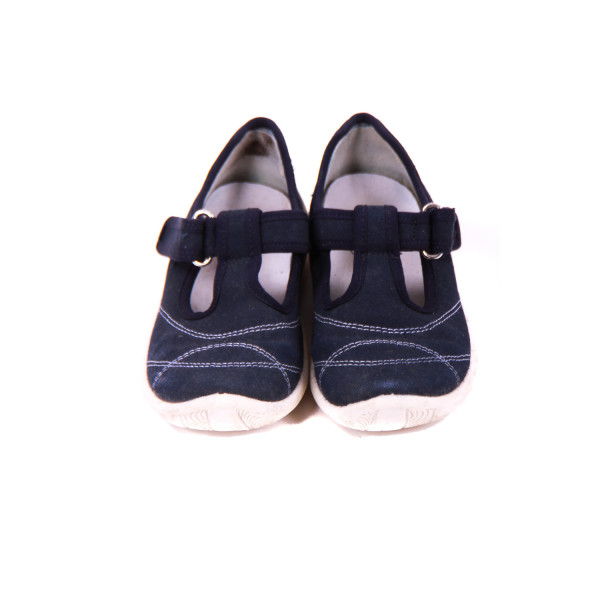NATURINO NAVY CANVAS SHOES EU SIZE 28=US SIZE 11