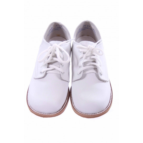 AMILIO WHITE SHOES TODDLER SIZE 10.5 *EUC