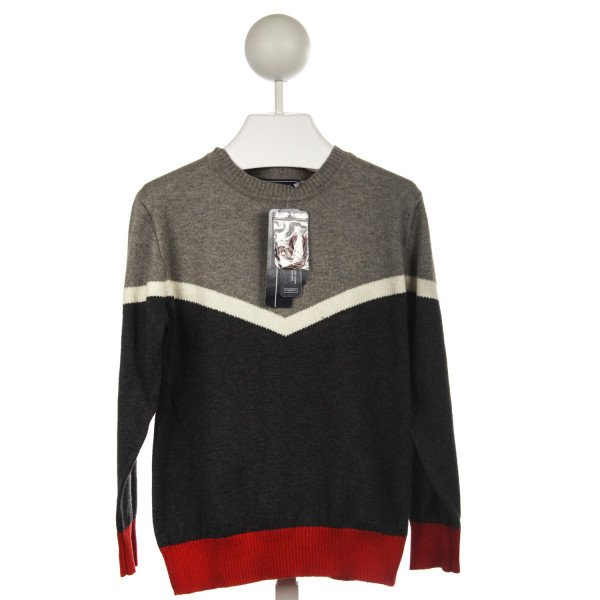 TOOBY DOO COLORBLOCK SWEATER