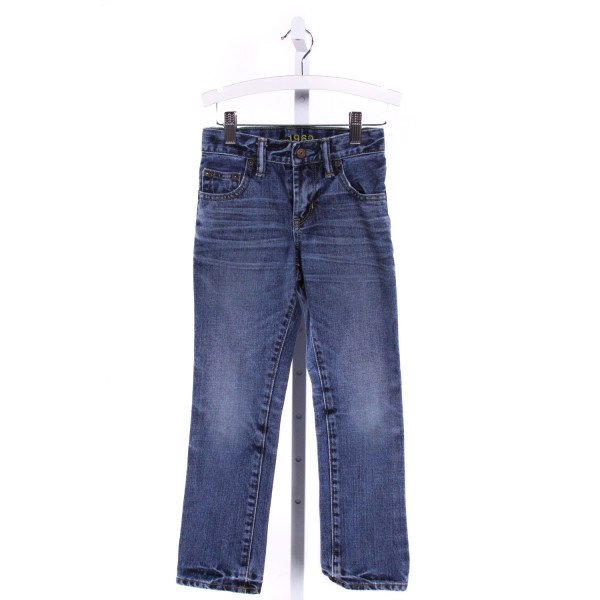 GAP  BLUE DENIM   PANTS