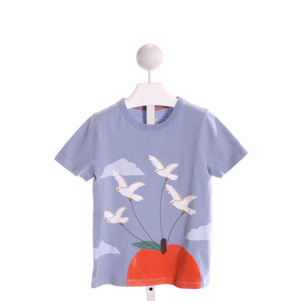 MINI BODEN  MULTI-COLOR   PRINTED DESIGN T-SHIRT