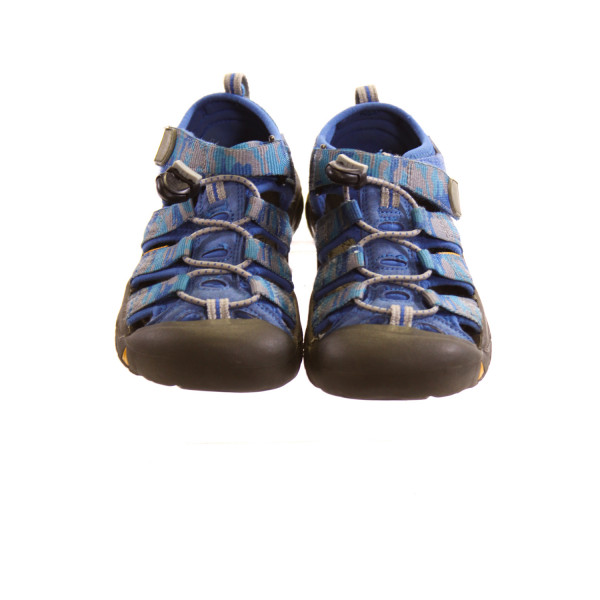 KEEN BLUE SHOES *SIZE 2, EUC