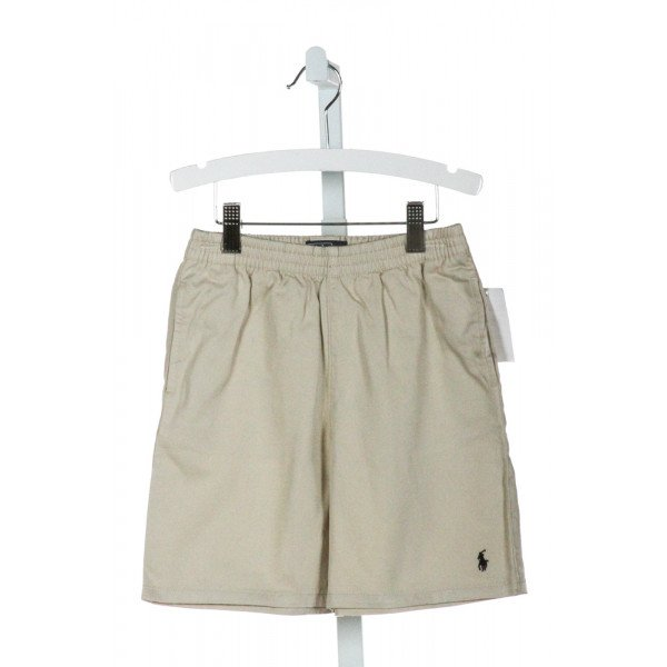 POLO BY RALPH LAUREN  KHAKI    SHORTS