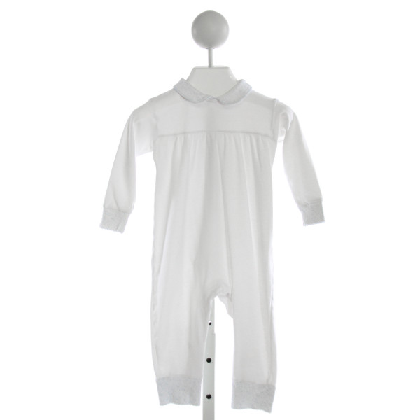 DONDOLO  WHITE    LAYETTE WITH PICOT STITCHING